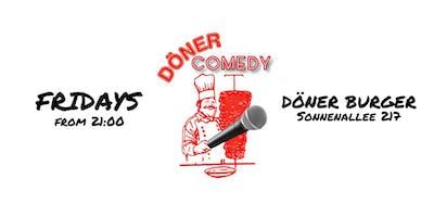 Döner Comedy English Open Mic