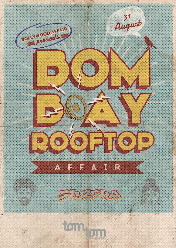 Bombay Rooftop Affair - Bollywood Affair at Tom Tom image