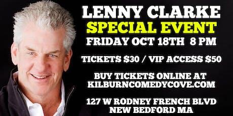 Lenny Clarke tickets