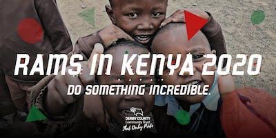 Rams in Kenya 2020 Zumbathon