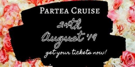 Summer Partea afternoon tea cruise tickets