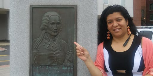 Mary Baker Eddy, The Beginning of her Journey! August