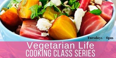 Vegetarian Life Cooking Series