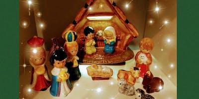 Paint Your Own Ceramic Nativity Scene
