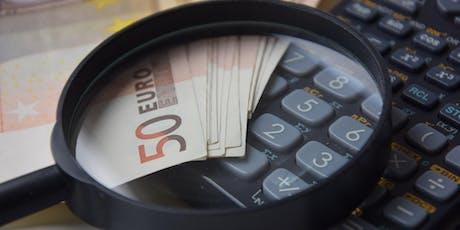 Preisfindung - nie mehr unter Wert verkaufen - Kalkulation und Verhandlung Tickets