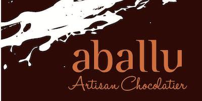 Artisan Chocolatier's 'Lock-In'  - Noson Gyda Chrefftwyr Siocled