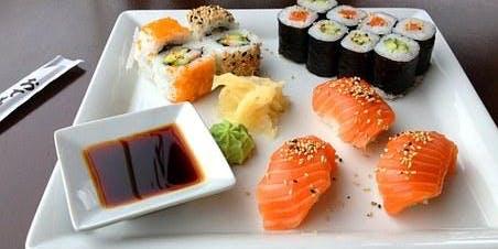 Cocktails and Cuisine Sushi & Saki