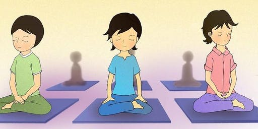 Children & Teenagers Meditation Course (Age 8 - 18 years old) ~ 31st Aug, Saturday