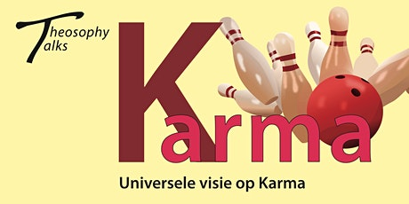 Universele visie op Karma - Theosophy Talks tickets