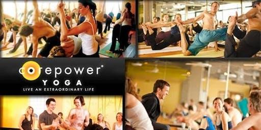 JackRabbit Upper West Side Hosts CorePower Yoga
