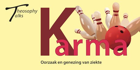 Oorzaak en genezing van ziekte - Theosophy Talks tickets