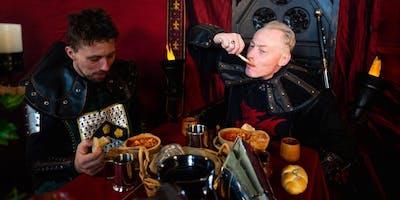 Night at the Museum: Medieval Feast  - Gwledd Ganoloesol Yn Yr Amgueddfa