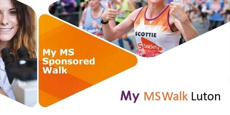 MY MS WALK LUTON 2019 tickets