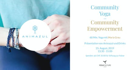Community Yoga - Community Empowerment tickets