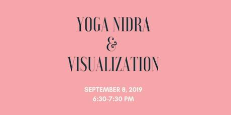 Yoga Nidra & Visualization tickets