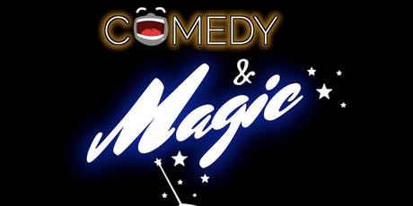 Comedy & Magic Club Almere tickets