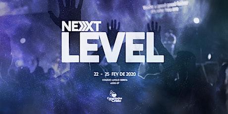 Conferência Conectados 2020 - NEXT LEVEL ingressos