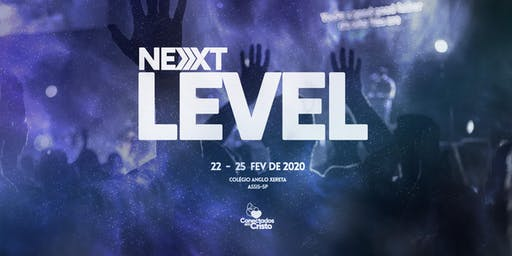 Conferência Conectados 2020 - NEXT LEVEL