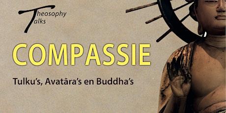 Tulku's, Avatāra's en Buddha's - Theosophy Talks tickets