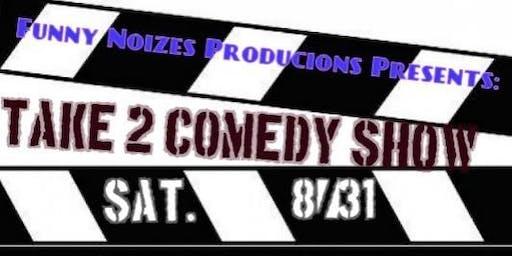 Take 2 Comedy Show with Kenyon Adamcik & Friends