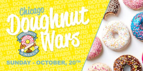 DOUGHNUT WARS - CHICAGO tickets