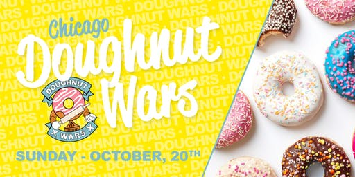 DOUGHNUT WARS - CHICAGO