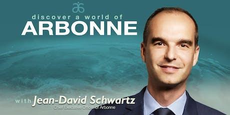 An Arbonne Evening with Jean-David Schwartz tickets