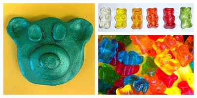 GRAND OPENING SPECIAL- 50% OFF! Yummy Gummy Workshop (4-9 years)