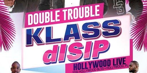DOUBLE TROUBLE KLASS VS DISIP
