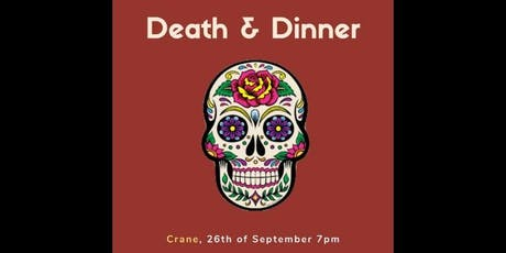 Death Over Dinner: A Discussion tickets
