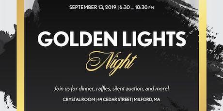 Golden Lights Night tickets