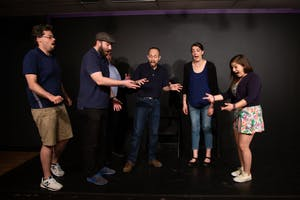 Riot Improv Mainstage: Your Quirky Family