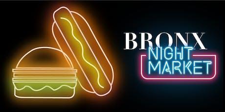 Bronx Night Market tickets