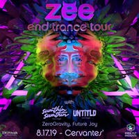 Zebbler Encanti Experience w/ Sumthin Sumthin (Lost Dogz), Untitld (Lost Dogz), ZeroGravity, Future Joy