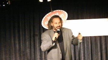 Comedian Vince Maranto