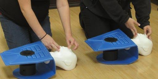 Community CPR/AED (Night Lite Pediatrics Urgent Care)