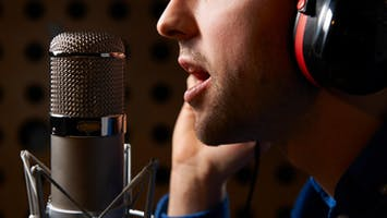 """""""Getting Paid to Talk"""": An Introduction to Voice-Over"""
