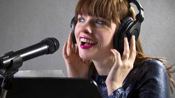 """""""Getting Paid to Talk"""": An Introduction to Voice Over"""