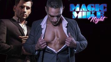 Men in Motion Male Revue
