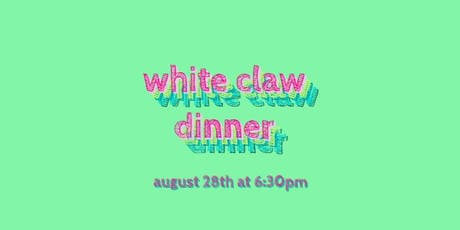 White Claw Dinner at World of Beer Bell Tower tickets