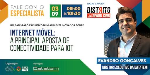 Fale com O Especialista - Evandro Gonçalves