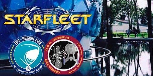 Platica y exhibición de StarTrek en el planetario