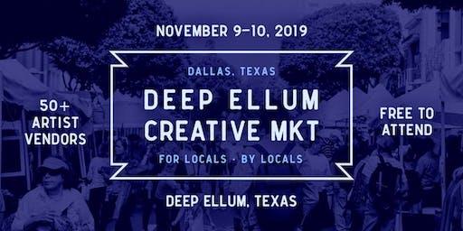 Deep Ellum Creative Market