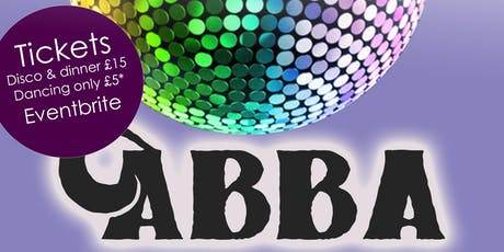 ABBA Dinner & Disco Night  tickets