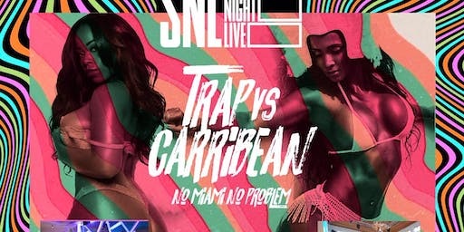 Saturday Night Live @ 760 Rooftop Hip Hop Caribbean Afrobeats Latin