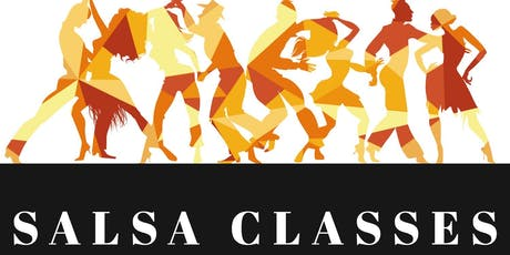 Salsa Lessons every Thursday in Chalfont St Peter, Bucks tickets