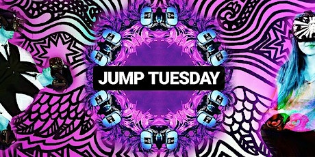 JUMP TUESDAY - Art, Music, VR, AR and the Future! tickets