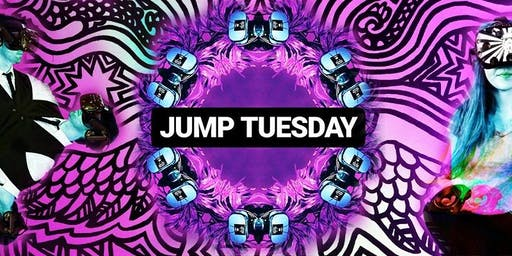 JUMP TUESDAY - Art, Music, VR, AR and the Future!