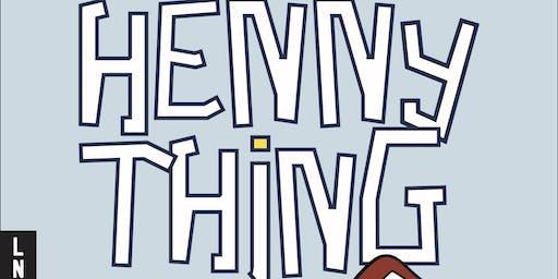 HENNYTHING DFW - EVENT TICKETS