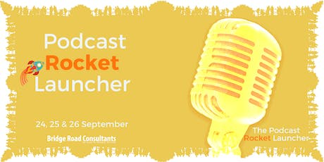 Podcast Rocket Launcher tickets